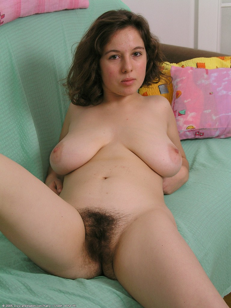Hairy with big tits